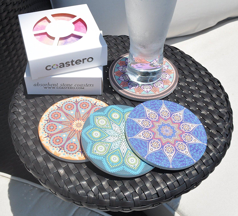 coasters secret santa gift ideas