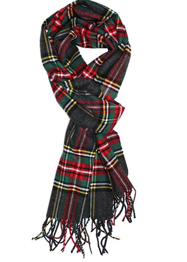 festive scarf secret santa gift ideas