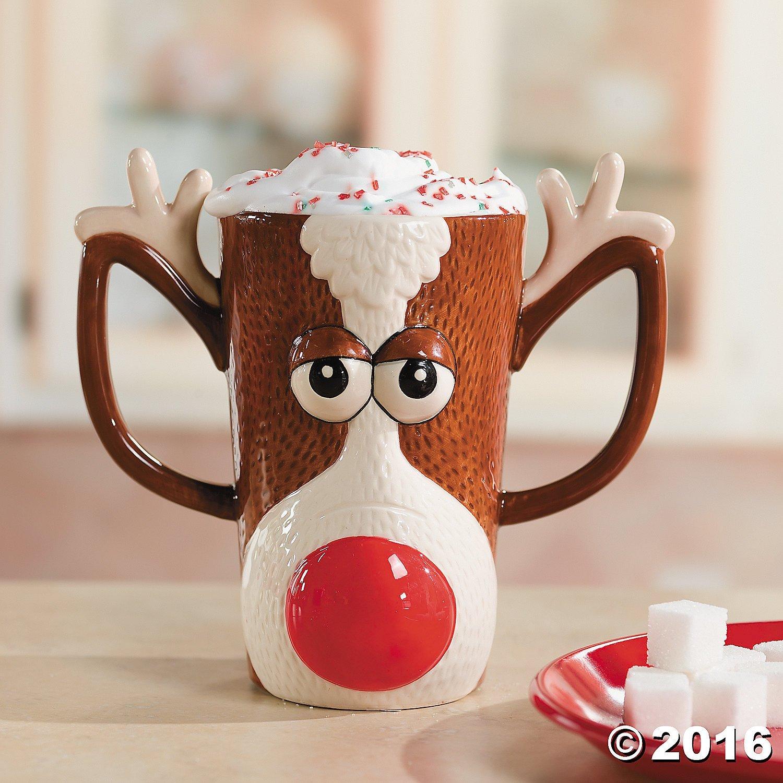 funcky christmas mug secret santa gift ideas
