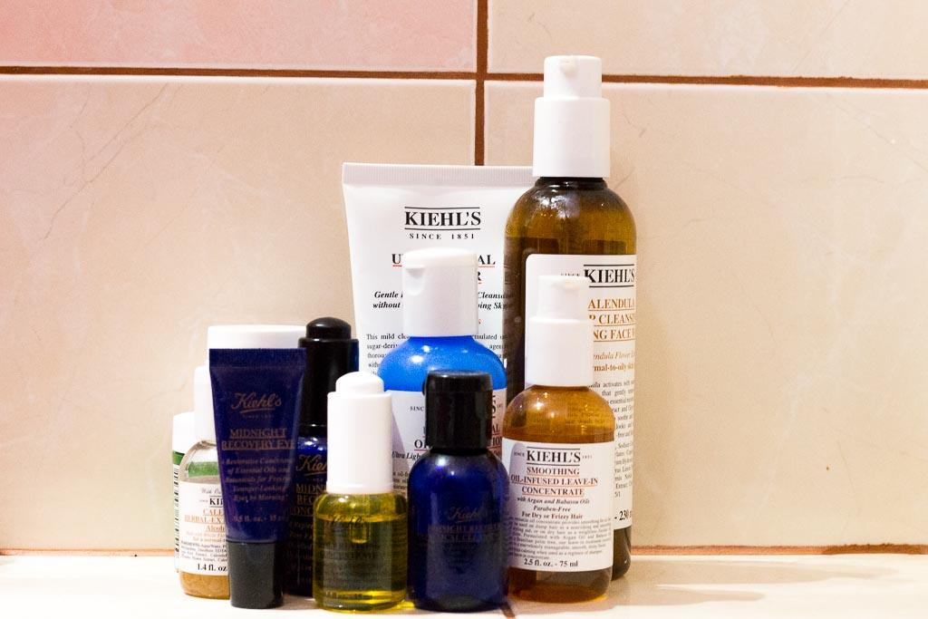 kiehls products advent calendar